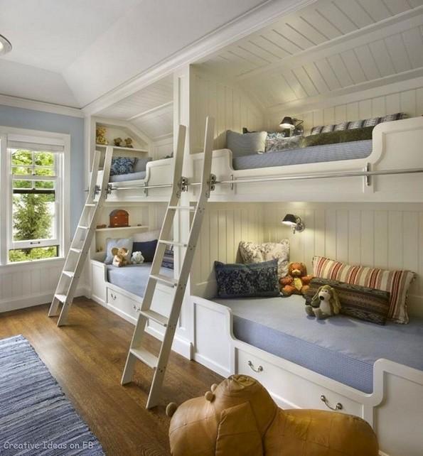 20 Most Popular Kids Bunk Beds Design Ideas 10