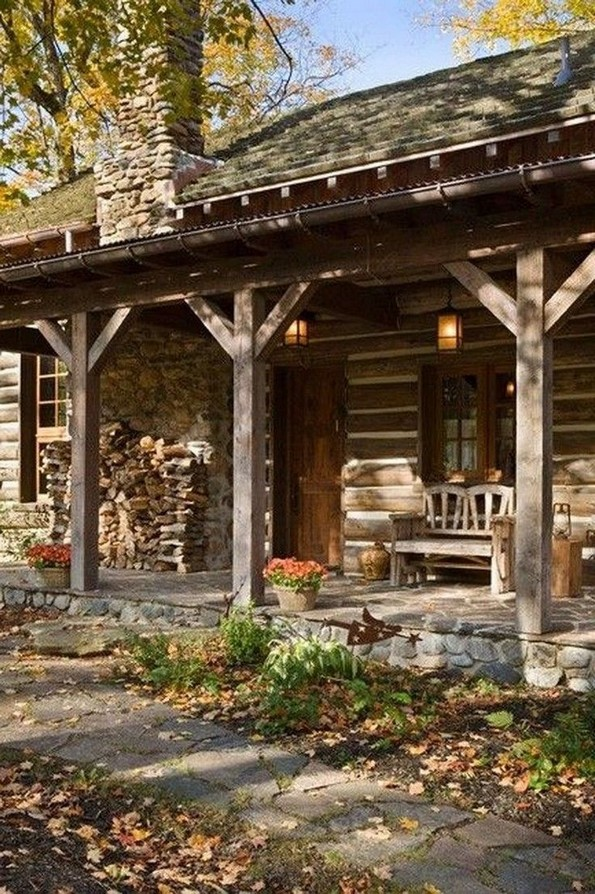 15 Best Rustic Mountain Home Plans 04 1