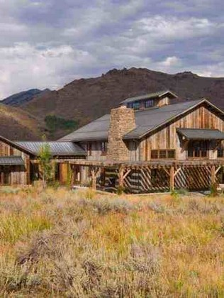15 Best Rustic Mountain Home Plans 10 1