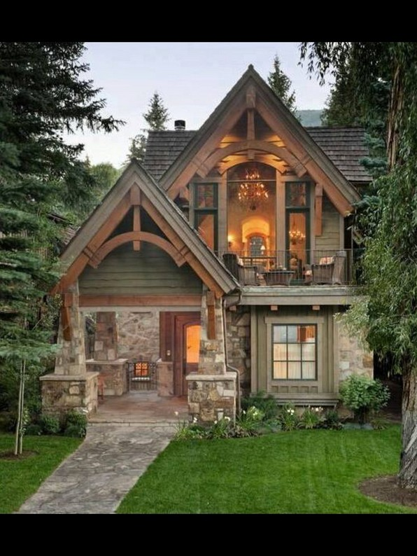 15 Best Rustic Mountain Home Plans 17 2