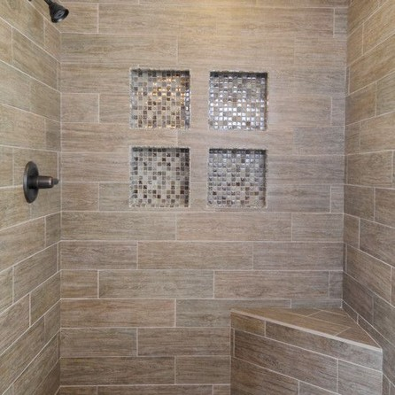 16 Best Rock Shower Ideas 12