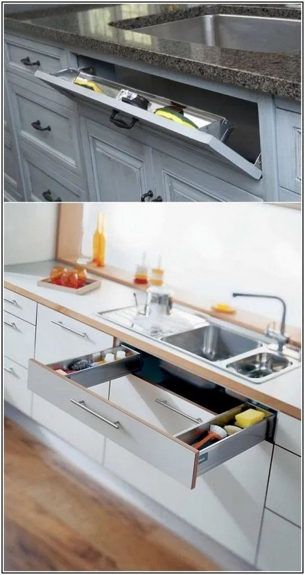 16 Examples Of Cheap Kitchen Decorating Ideas 06