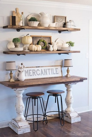 16 Models Wood Shelving Ideas For Your Home 04 1