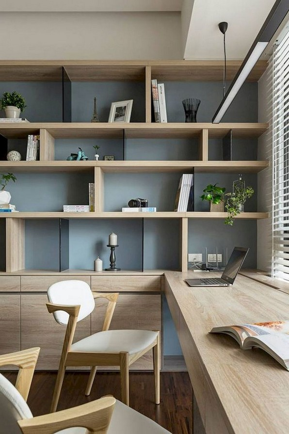 16 Models Wood Shelving Ideas For Your Home 12 1