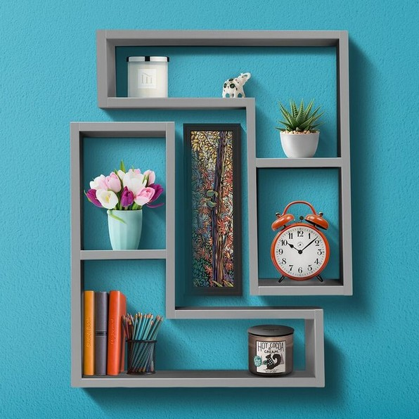 16 Models Wood Shelving Ideas For Your Home 22