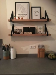 16 Models Wood Shelving Ideas For Your Home 24