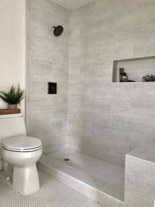 17 Awesome Small Bathroom Tile Ideas 08