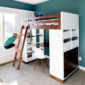 18 Futon Bunk Beds For Kids 17
