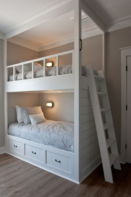 18 Ideas For Fun Children's Bunk Beds 03
