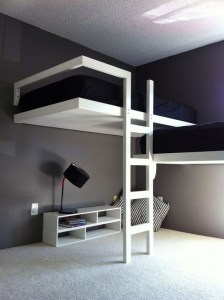 18 Ideas For Fun Children's Bunk Beds 23