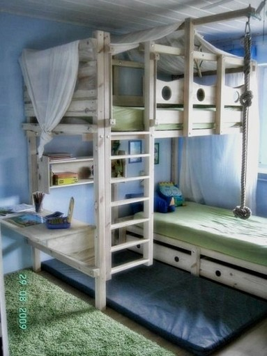 18 Most Popular Types Of Bunk Beds 13
