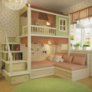 18 Most Popular Types Of Bunk Beds 18