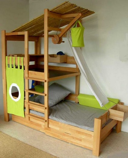 19 Amazing Bunk Bed Styles 16