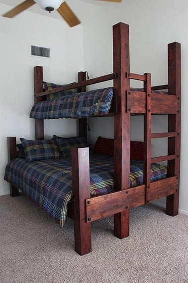 19 Amazing Bunk Bed Styles 18