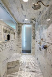 20 Beautiful Bathroom Shower Decoration 01