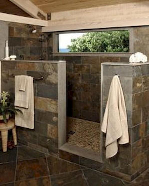 20 Beautiful Bathroom Shower Decoration 05