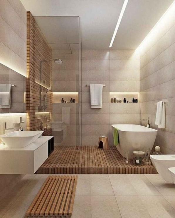 20 Beautiful Bathroom Shower Decoration 14