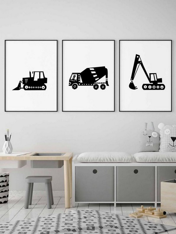 20 Great Ideas For Decorating Boys Rooms 15
