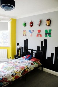20 Great Ideas For Decorating Boys Rooms 26