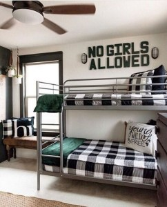 20 Great Ideas For Decorating Boys Rooms 31
