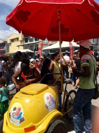 Fernandes: Suriname's #1 ice-cream brand.