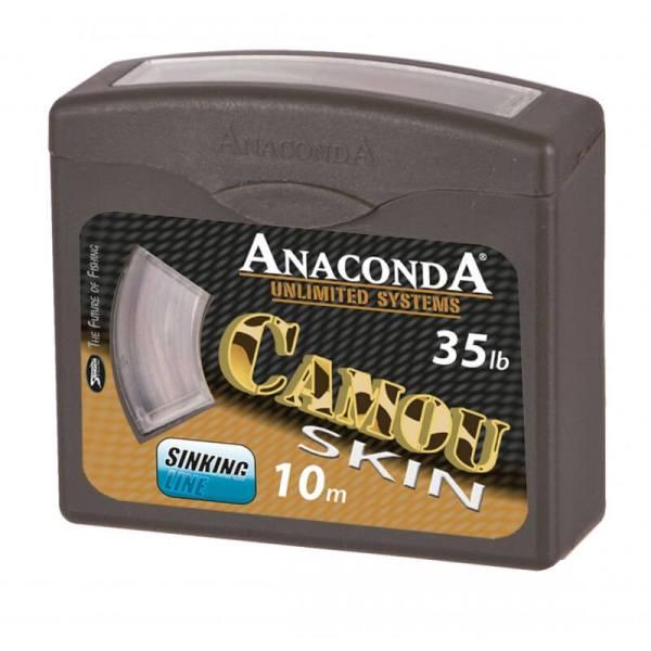 Nadväzcová stužená šnúrka Anaconda Camou Skin