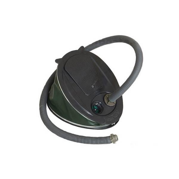 Čln Kolibri K-240T Zelený / Lamelová podlaha / Držiak Motora
