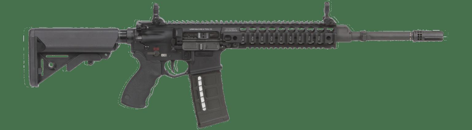 New Zealand Reference Rifle