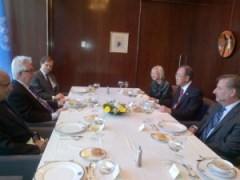 Lunch with the UNSG 13 March 2013 (1)