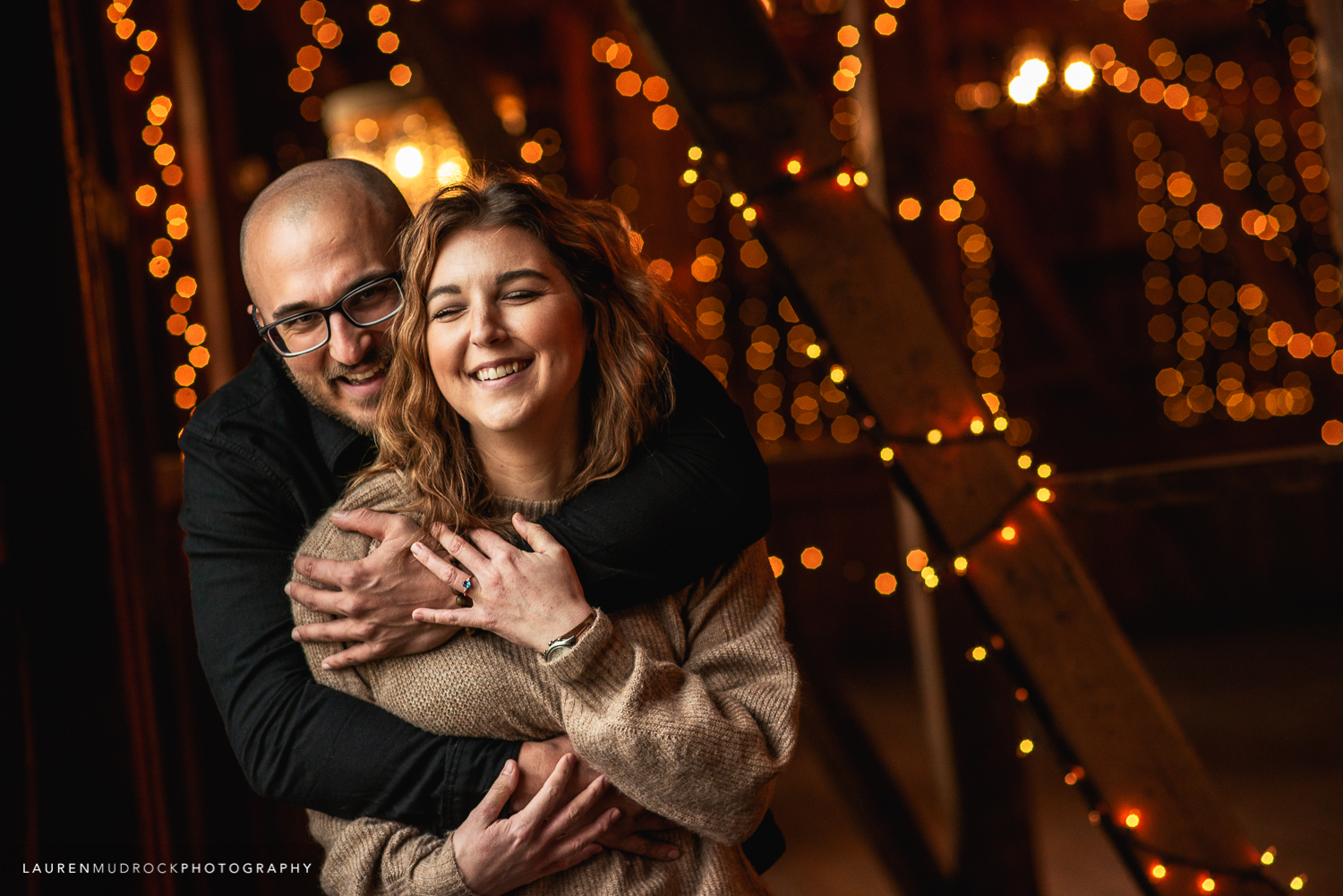 spring grove engagement session