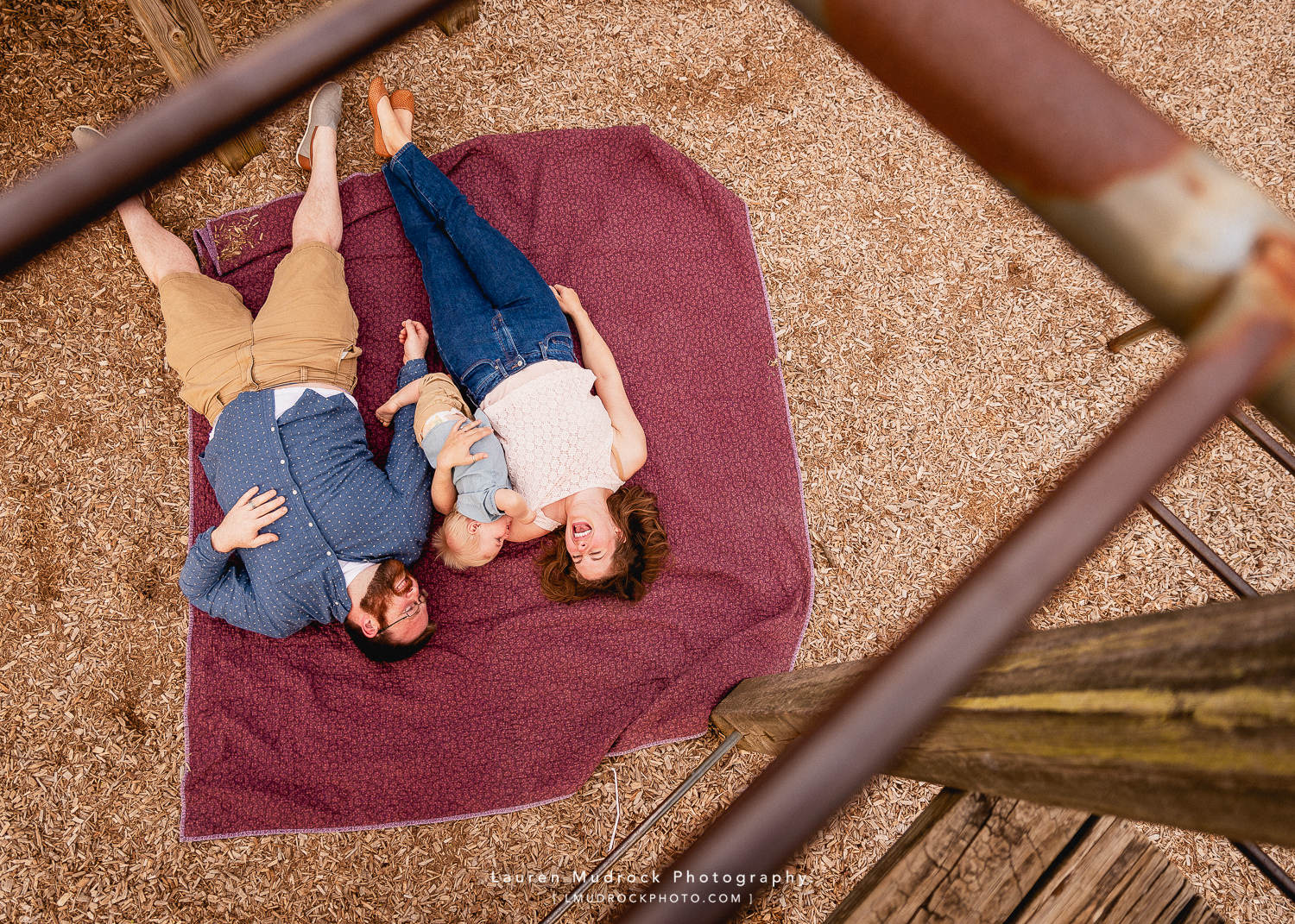 stef chris & dean | rock state park md | family session