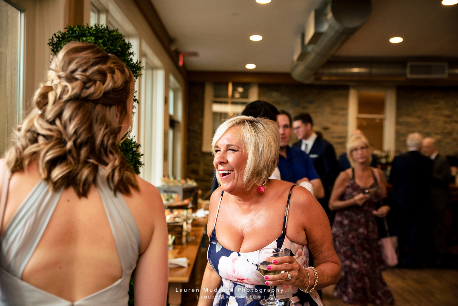 mother of groom candid farmhouse people's light