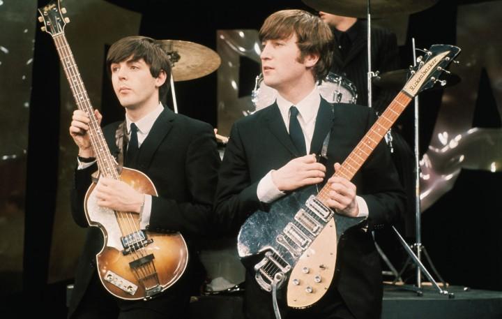 """ポール・マッカートニー、ジョン・レノンに向けて書いた""""Dear Friend""""のデモ音源が公開"""