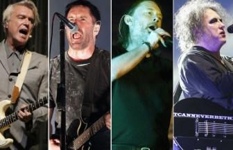 RadioheadやThe Cure