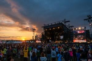 RISING SUN ROCK FESTIVAL 2019 in EZO report