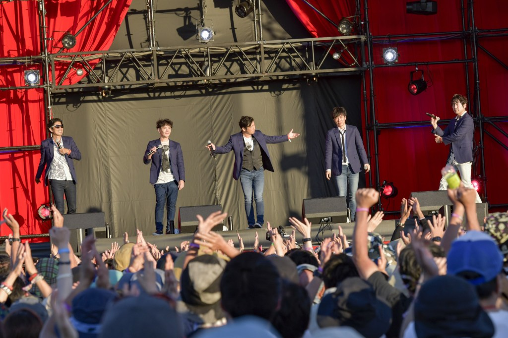 RISING SUN ROCK FESTIVAL 2019 in EZO report