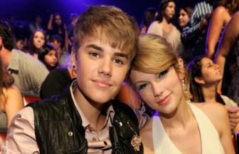 Justin Bieber、Taylor Swift