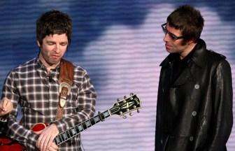 Liam Gallagher Noel Gallagher