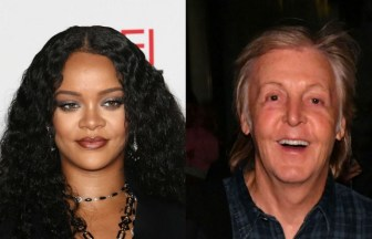 Paul McCartney、Rihanna