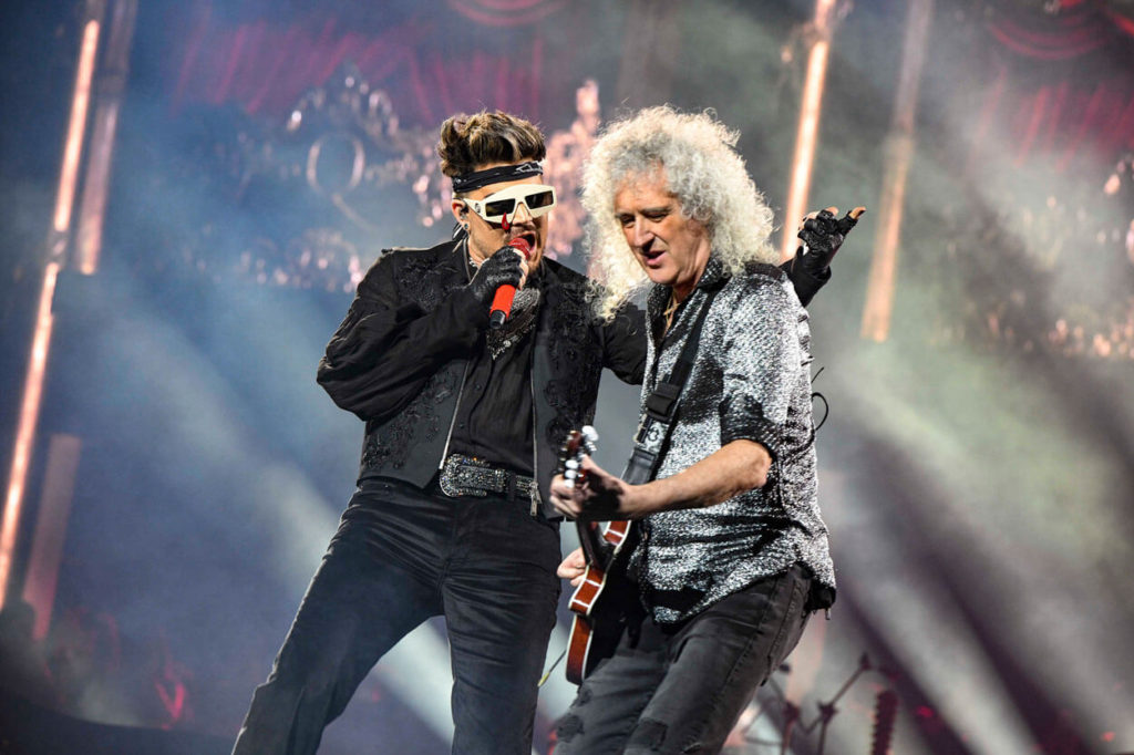 QUEEN + ADAM LAMBERT THE RHAPSODY TOUR