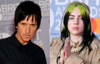 Johnny Marr、Billie Eilish