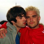 Robbie Williams、Liam Gallagher