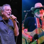 Robert Plant、Willie Nelson
