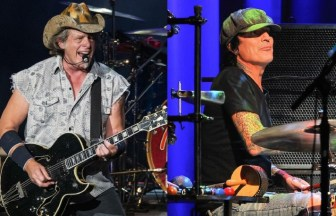 Tommy Lee、Ted Nugent