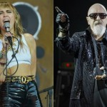 Rob Halford、Miley Cyrus