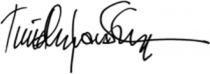 President Timothy Law Snyder, Ph.D. Signature