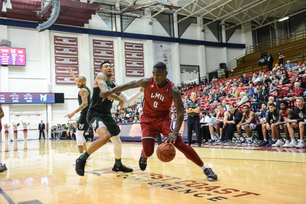 d97c37d7fcc 10-1 Record Is a First for the Men s Basketball Program - LMU This Week