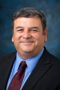 Danny Martinez '82, Chief of the Department of Public Safety