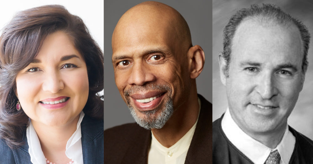 2019 LMU Commencement Speakers