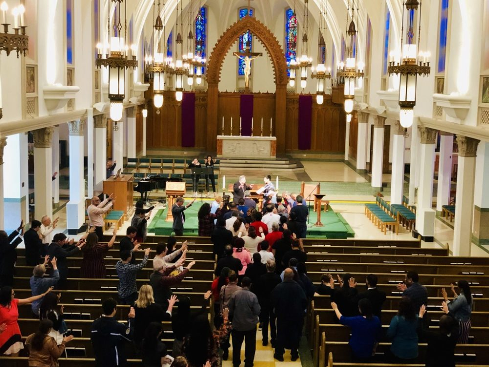 Cesar Chavez Interfaith Prayer Service